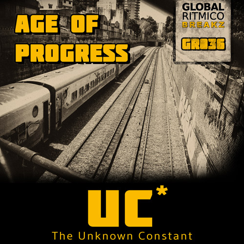 GR036 – Age Of Progress EP