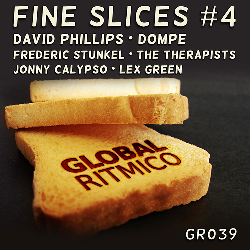 GR039 – V.A. – Fine Slices #4