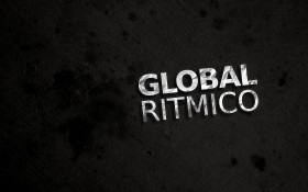 Global Ritmico Paper Logo Wallpaper Preview