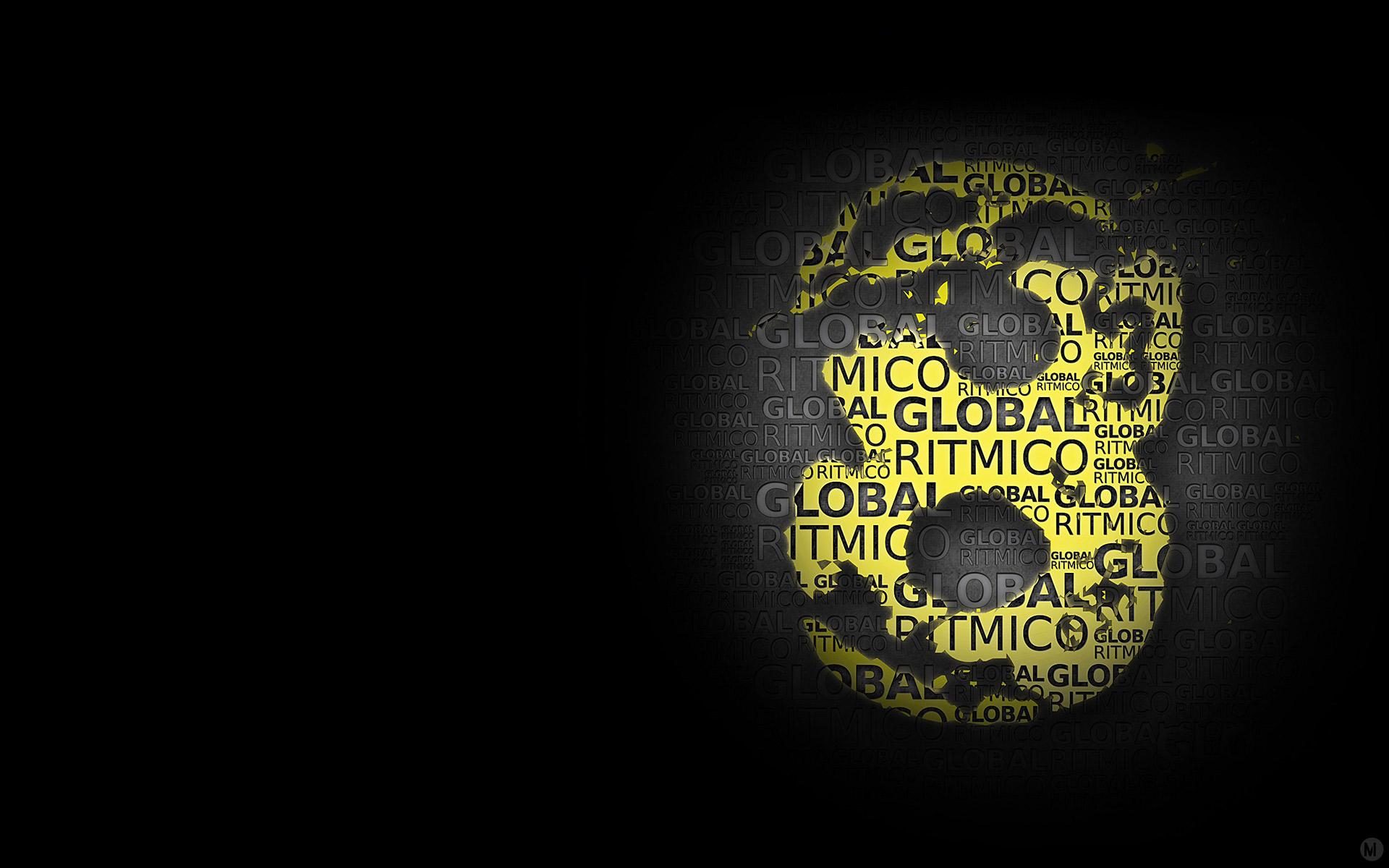 8 Years Global Ritmico – Wallpaper