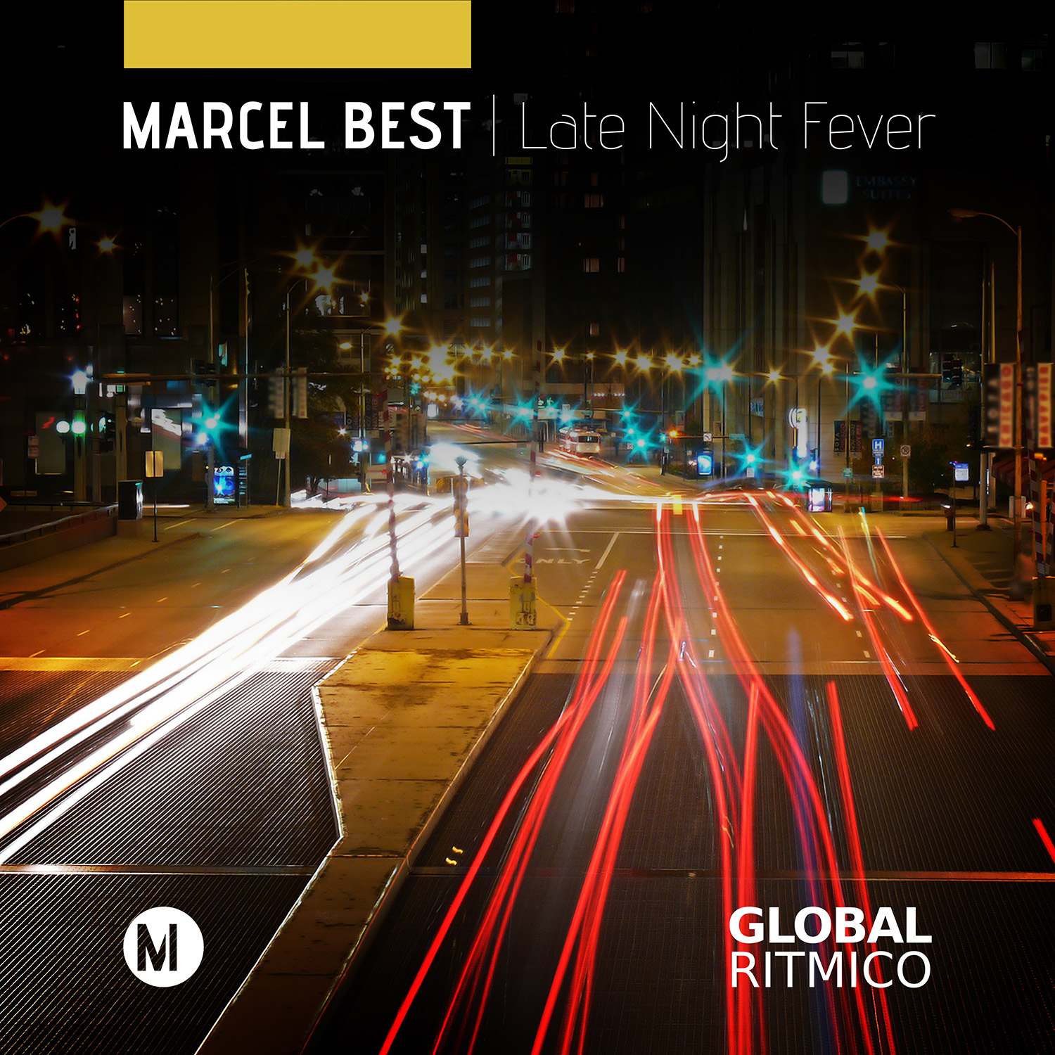 Marcel Best – Late Night Fever – Vol. 3