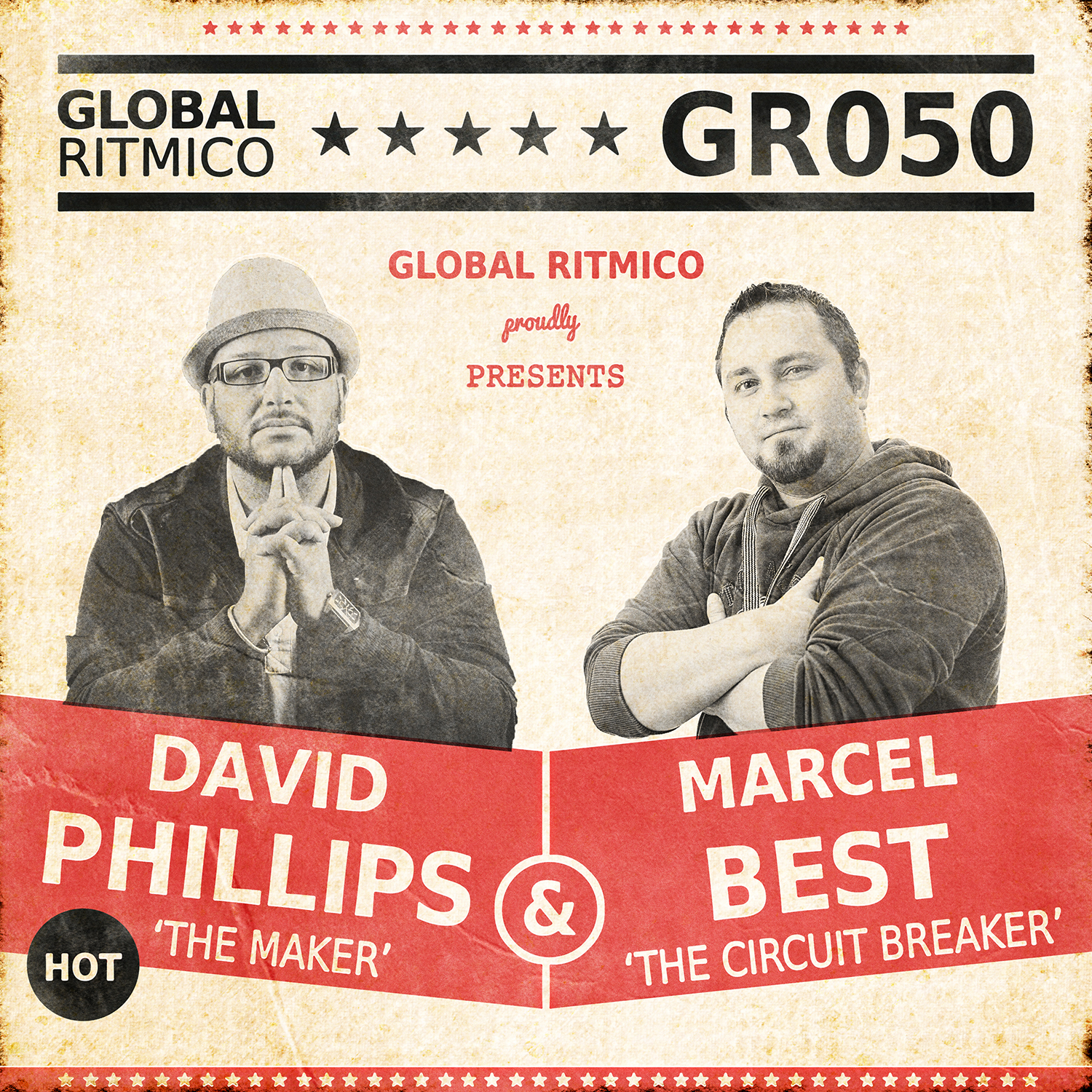 David Phillips & Marcel Best – GR050