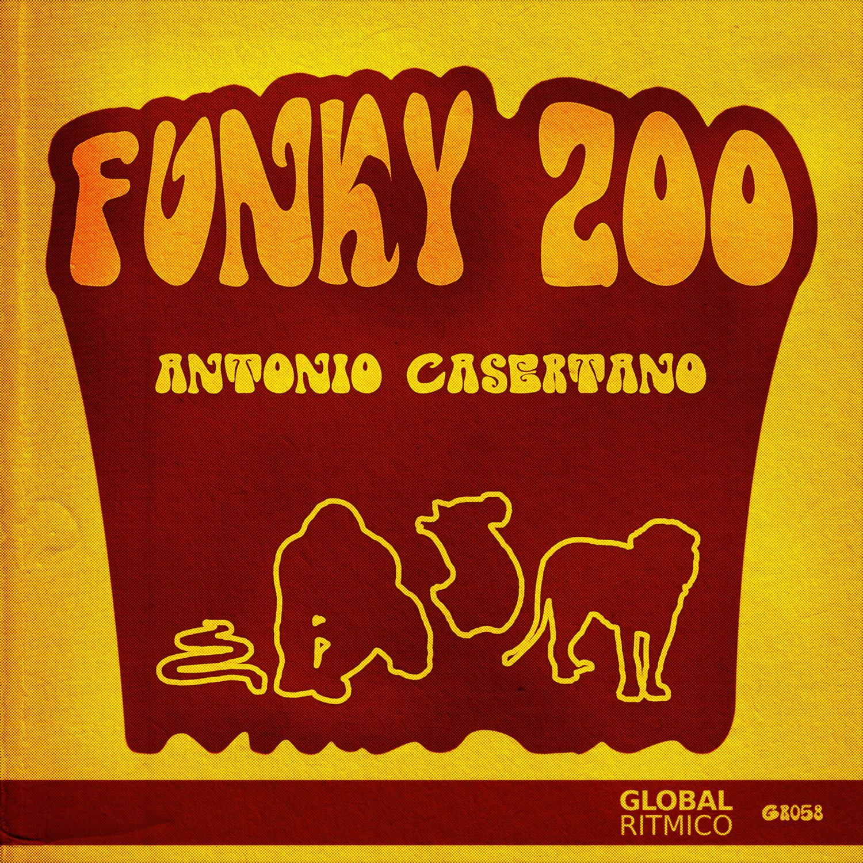 GR058 – Antonio Casertano – Funky Zoo EP