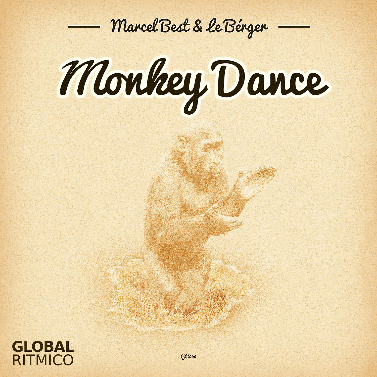 GR060 – Marcel Best & Le Berger – Monkey Dance EP